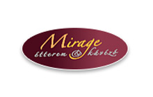 Mirage Étterem Kávézó